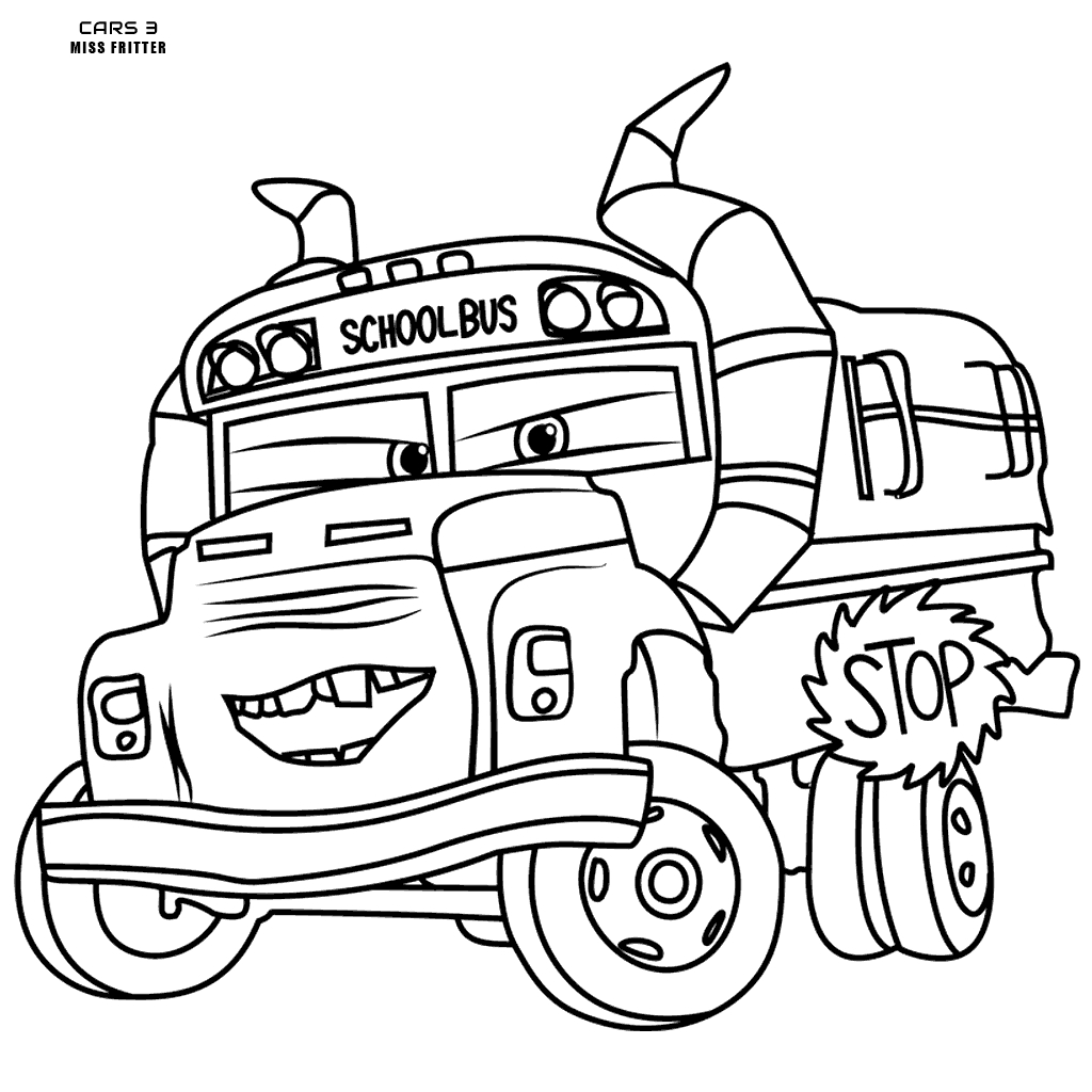 Ausmalbilder Cars Lightning Mcqueen : 23 Mcqueen Coloring Pages Selection Free Coloring Pages