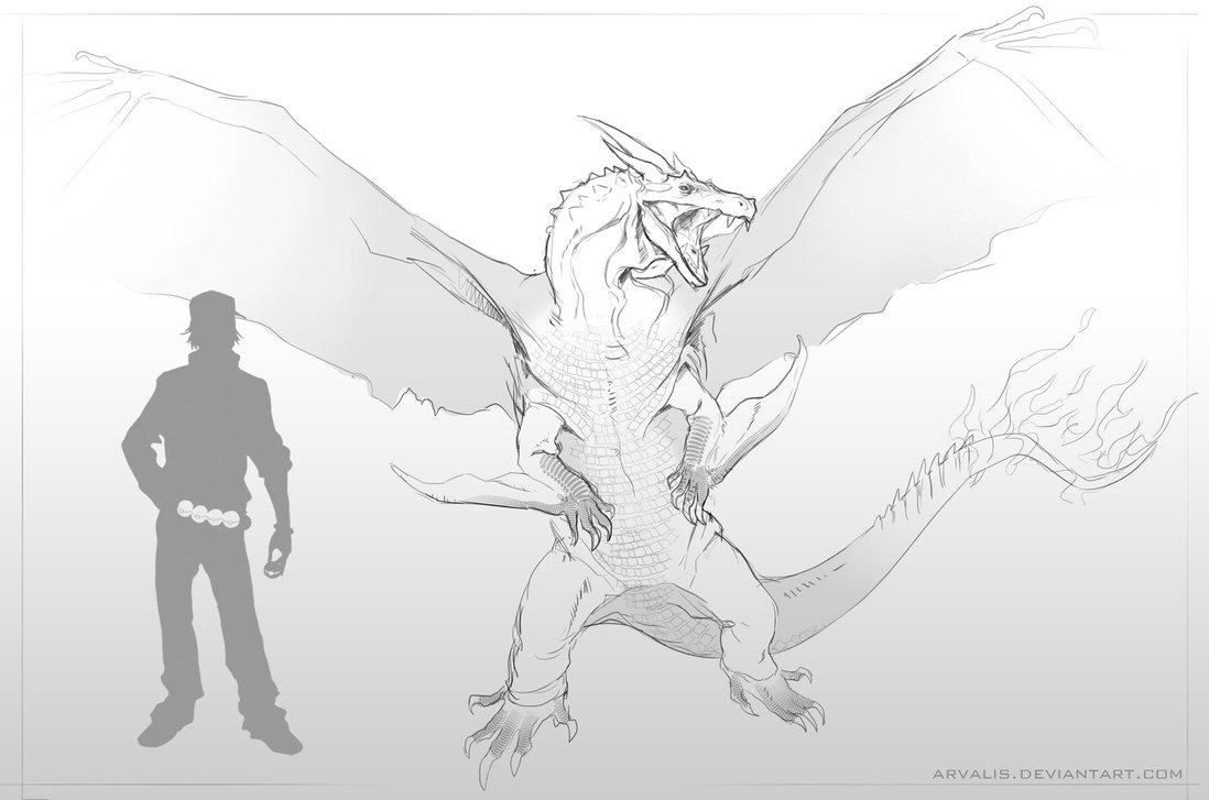 Mega Charizard X Coloring Page - Mega Charizard Y Sketch by Arvalis On Deviantart