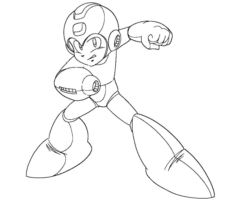 mega man coloring pages - r=mega mewtwo x