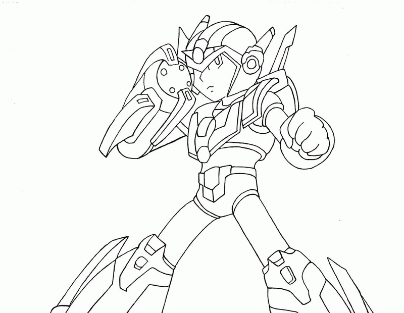20 Mega Man Coloring Pages Printable Free Coloring Pages Part 3