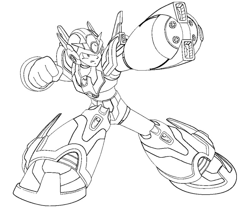 mega man coloring pages - megaman zero pages sketch templates