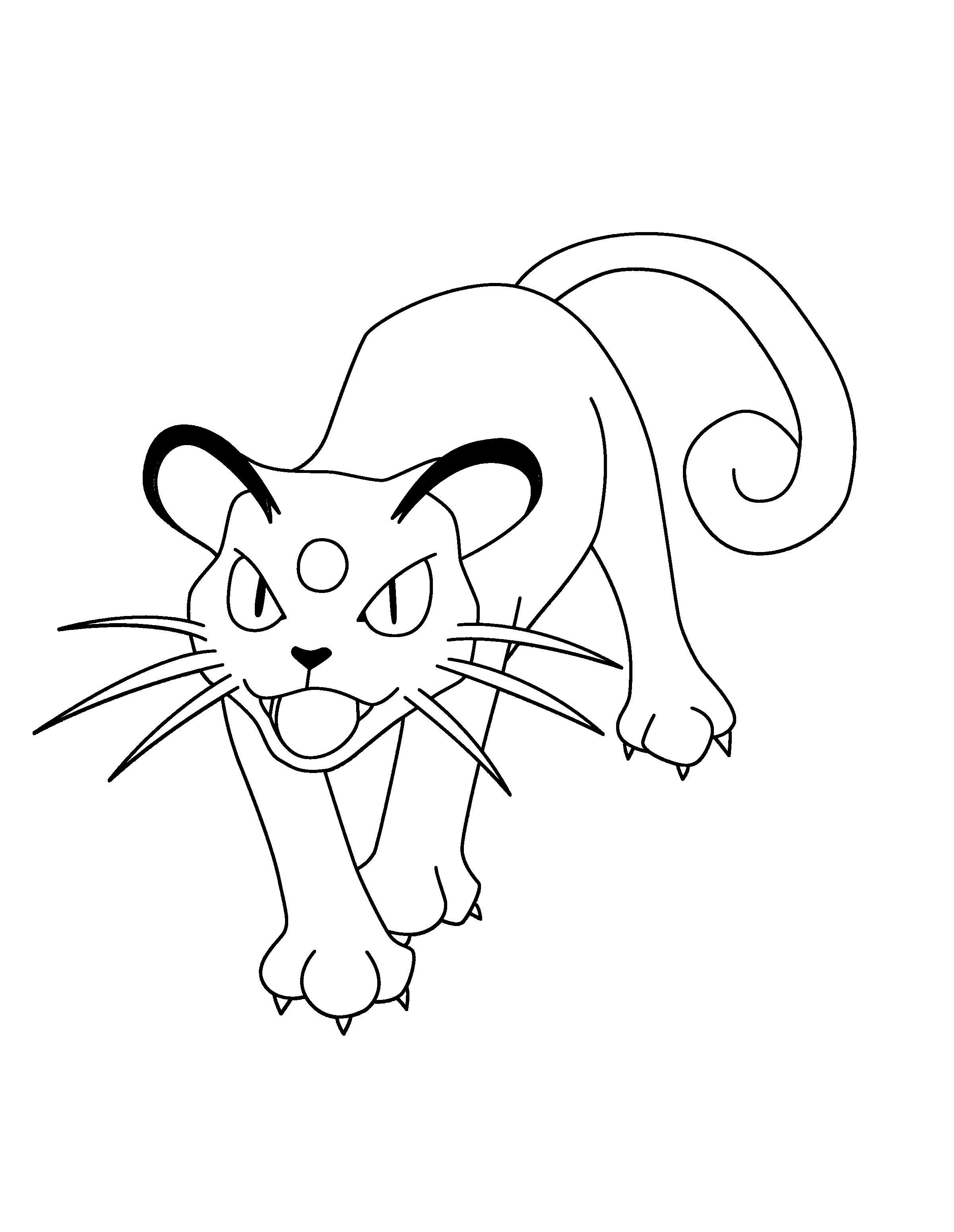 Kleurplaten Pokemon Mega.23 Mega Pokemon Coloring Pages Pictures Free Coloring Pages