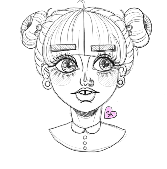 28 Melanie Martinez Coloring Book Pages Pictures Free Coloring