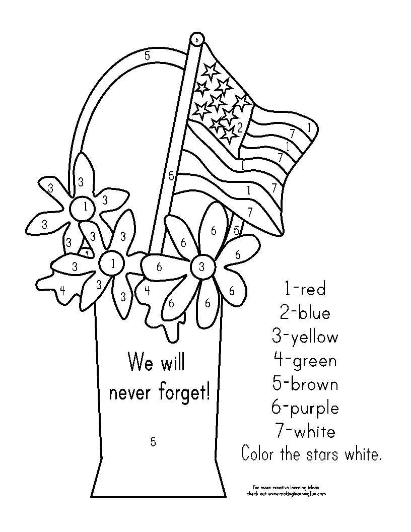 memorial day coloring pages printable - animal coloring pages difficult