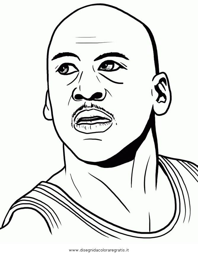 23 Michael Jordan Coloring Pages Images | FREE COLORING PAGES