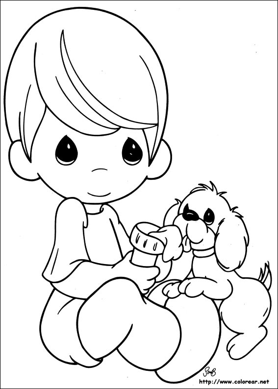mickey coloring pages - dibujos