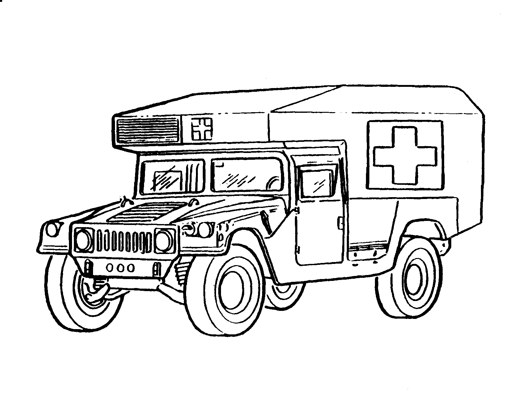 military coloring pages - coloring suite pages