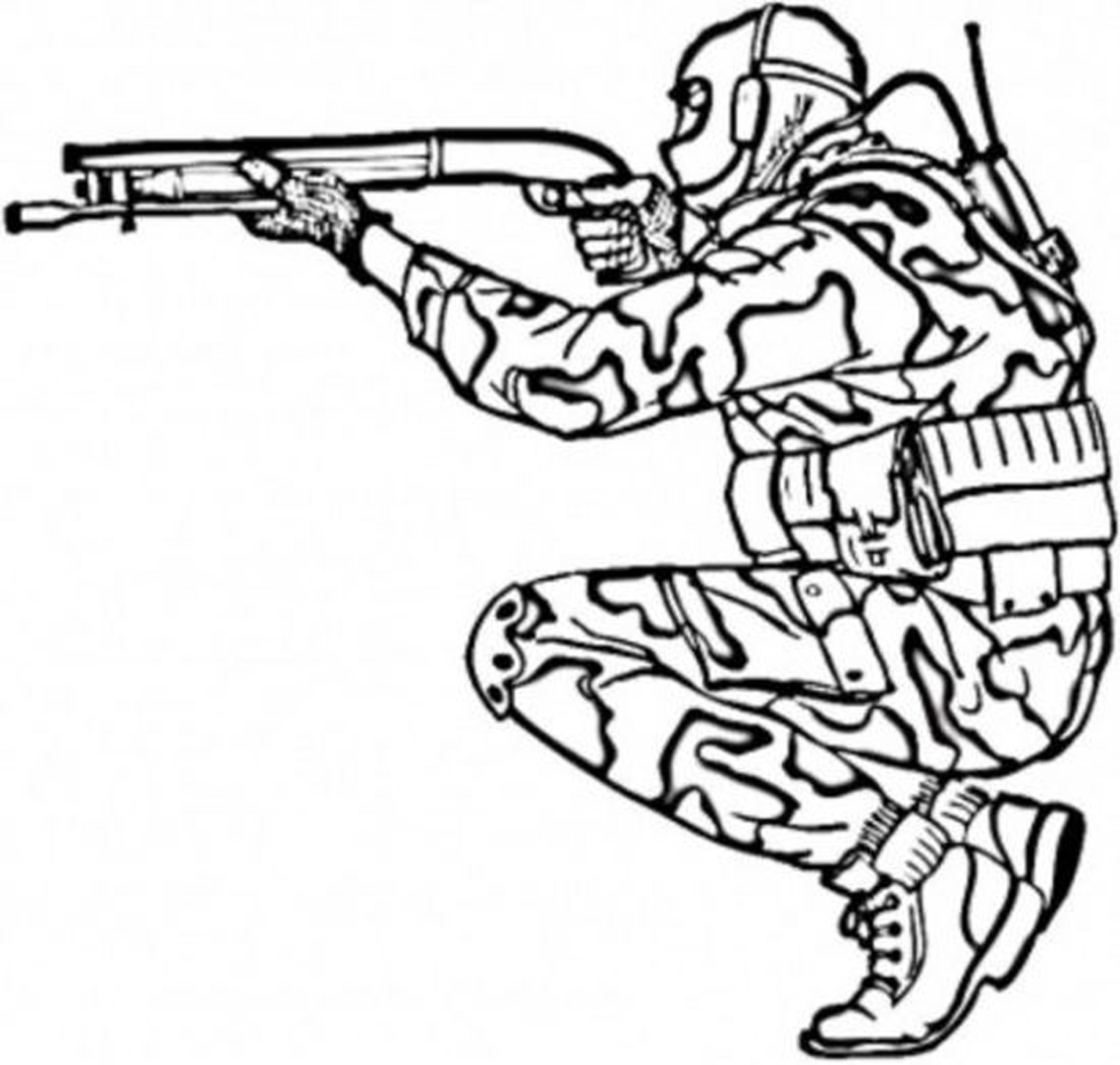 military coloring pages - military coloring pages