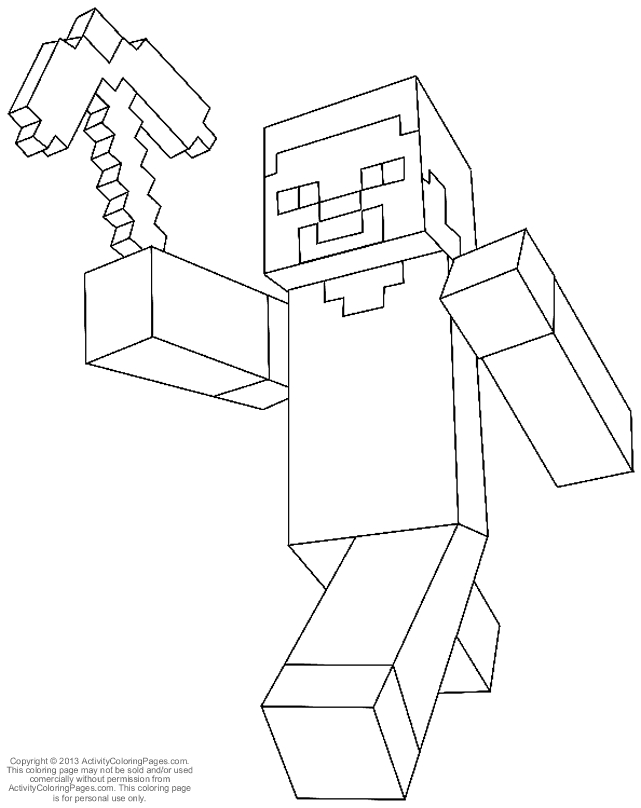 minecraft coloring pages - coloring pages for minecraft