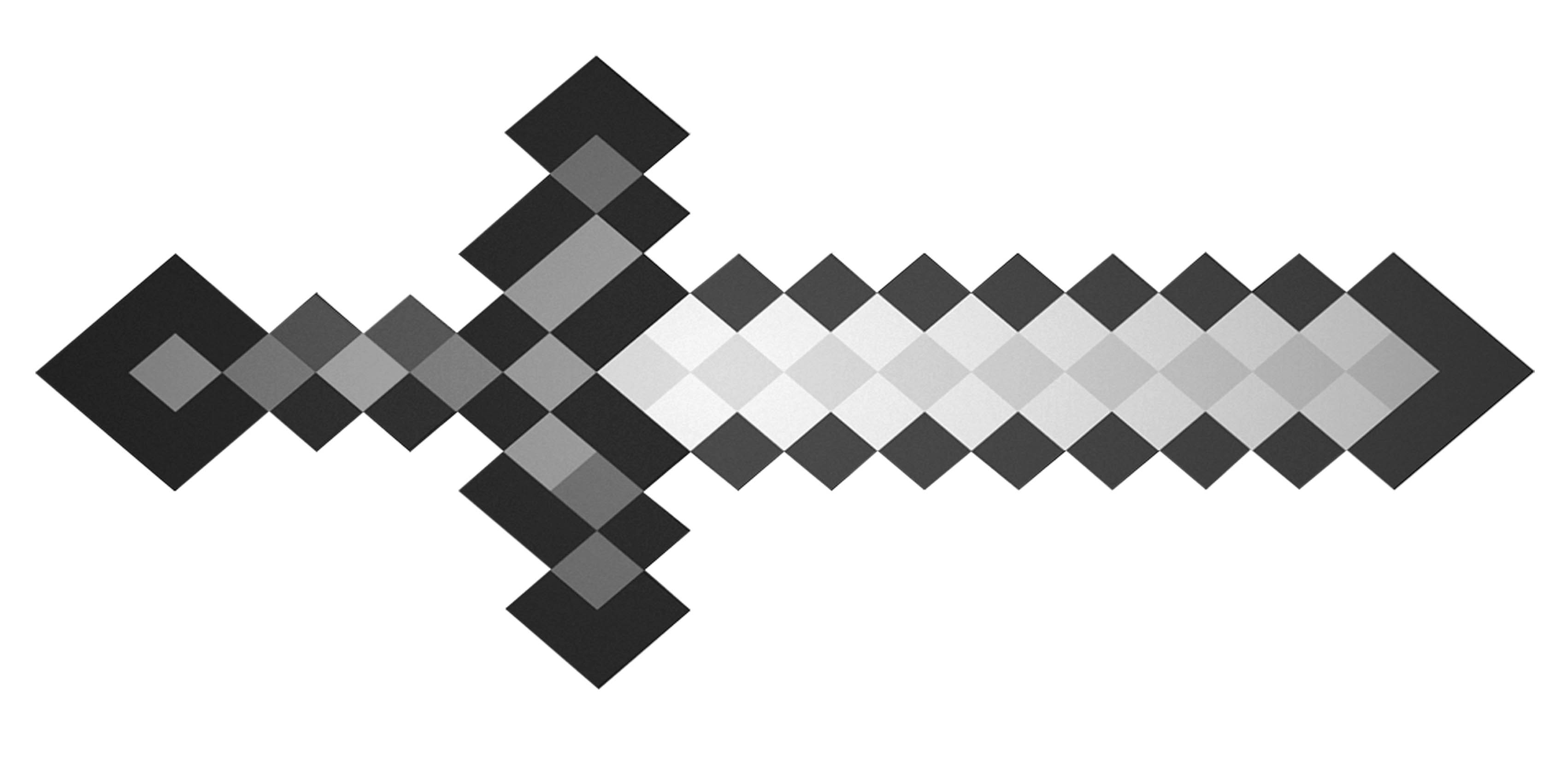 Coloring Pages For Minecraft : Minecraft sword coloring pages pictures free coloring pages