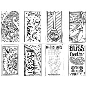 28 Mini Coloring Pages Collections   FREE COLORING PAGES - Part 2