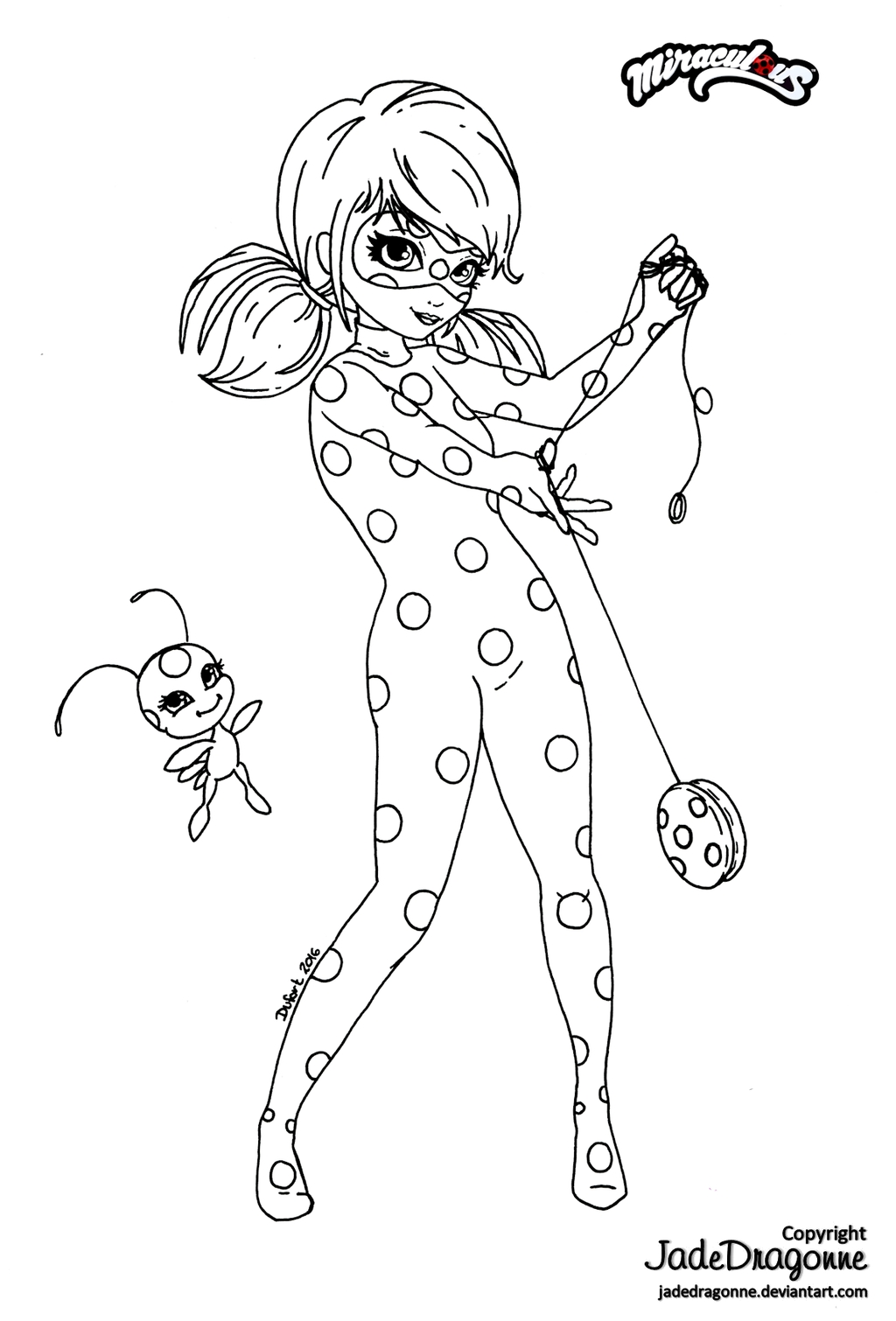 miraculous coloring pages - miraculous ladybug anime coloring pages sketch templates