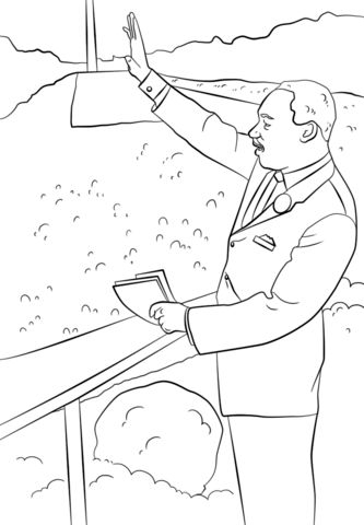 Mlk Coloring Pages - Martin Luther King Jr Coloring Pages and Worksheets Best