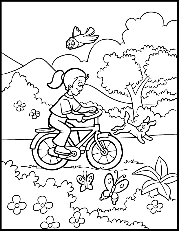 moana coloring pages - spring coloring pages for adults
