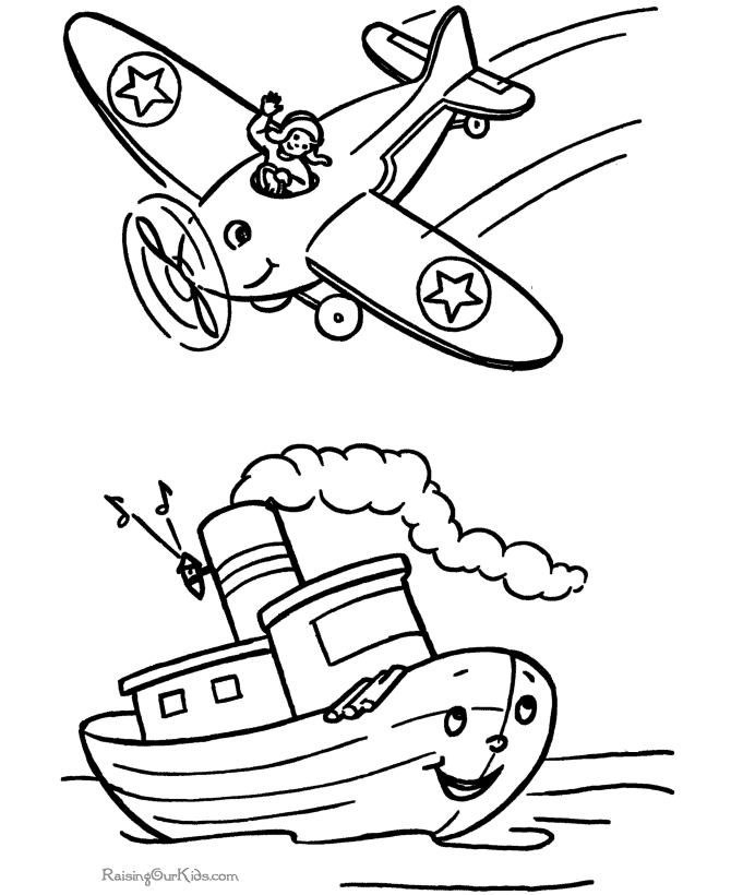 Moana Coloring Pages Printable - Boat Coloring Sheet Coloring Home