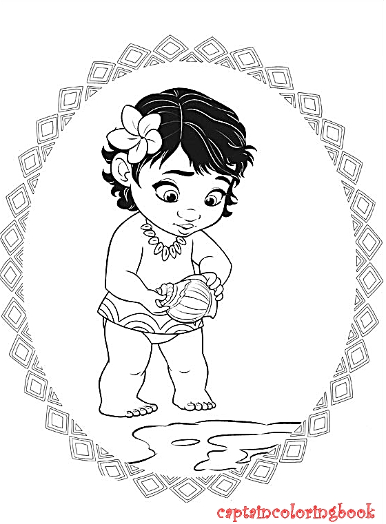 Moana Free Coloring Pages - Disney Moana Coloring Pages Free Ebook Coloring