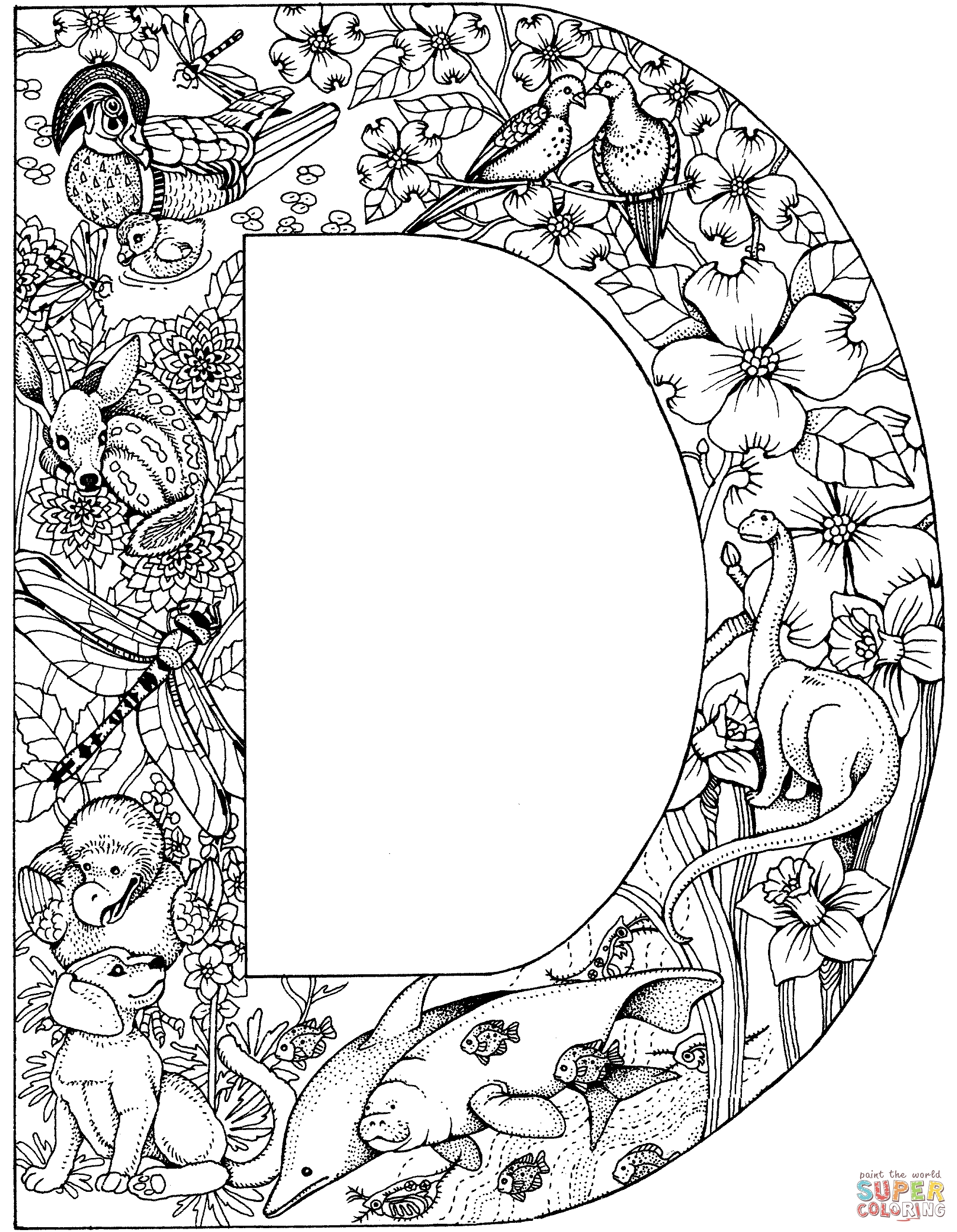 moana printable coloring pages - coloring pages letters adult