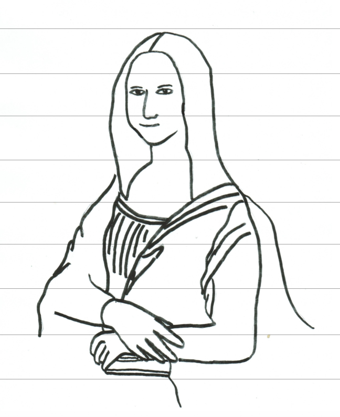 23 Mona Lisa Coloring Page Pictures Free Coloring Pages Part 2