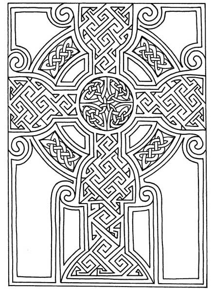 Mosaic Coloring Pages - Mosaic Coloring Pages Bestofcoloring