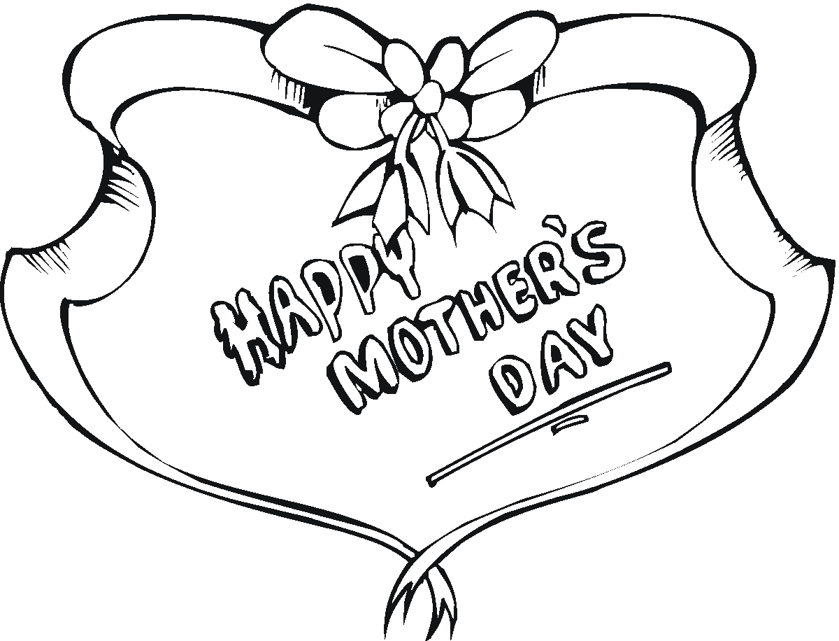 mother's day printable coloring pages - coloring suite pages
