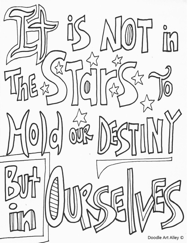 motivational coloring pages - motivational quote coloring pages