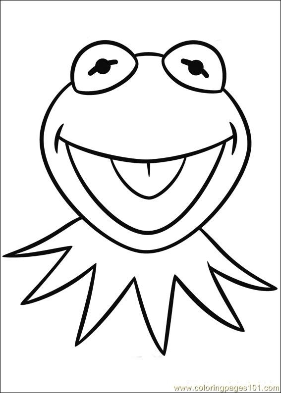 muppets coloring pages - muppet dr teeth coloring pages sketch templates