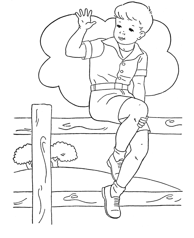 my little pony coloring pages - coloring pages kids boys