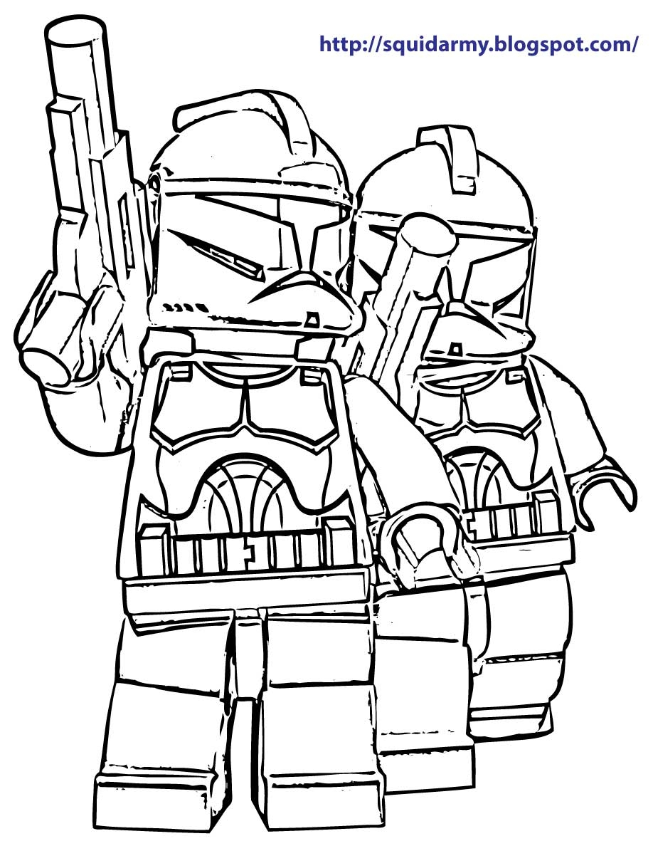 my little pony coloring pages - lego star wars pictures to color