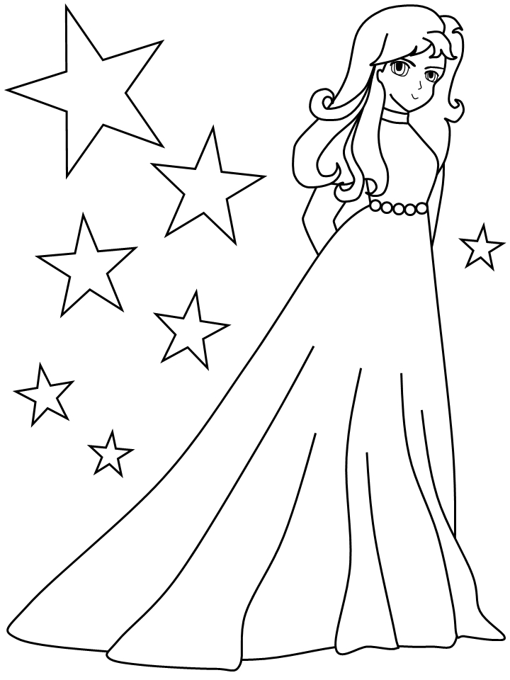 my little pony coloring pages to print - coloring page for girls