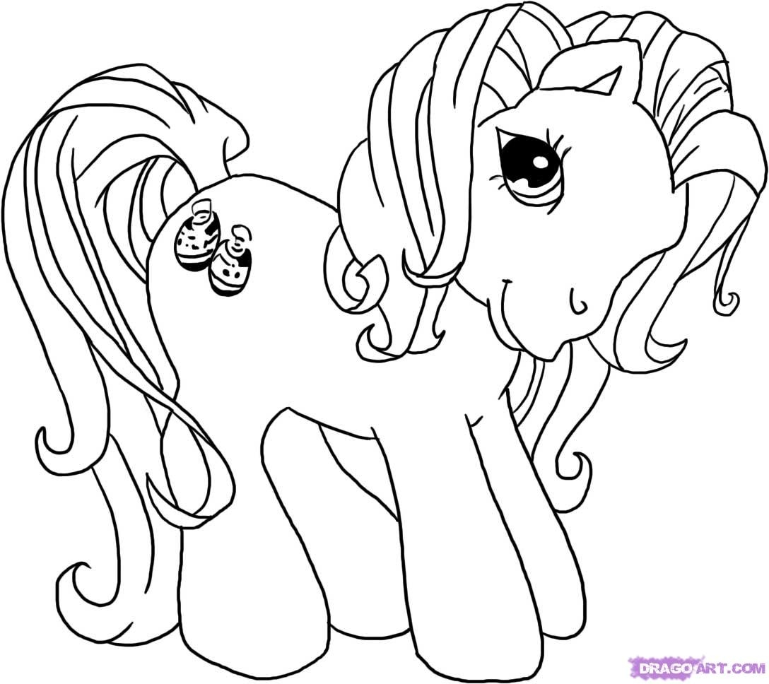 my little pony printable coloring pages - my little pony coloring pages