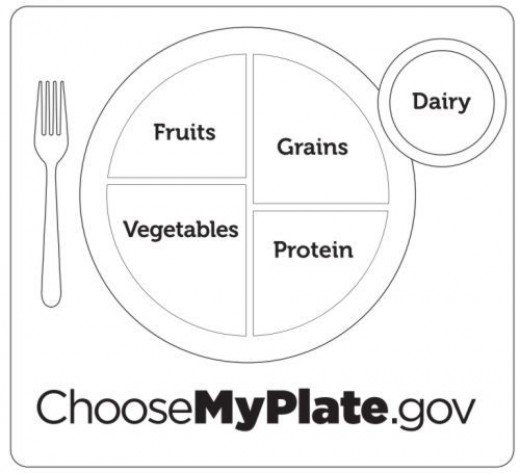 myplate coloring page - plate coloring page