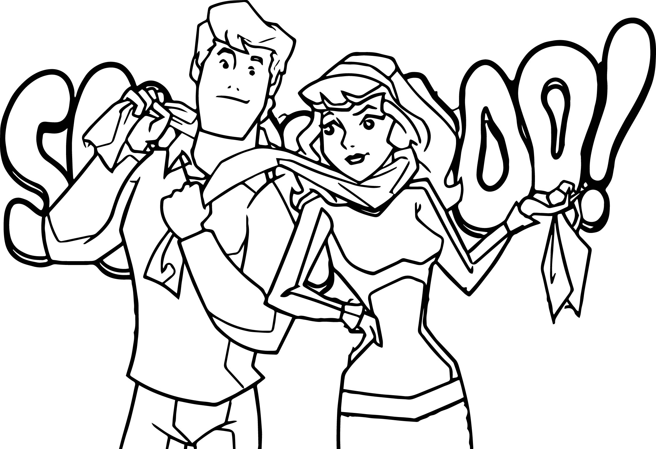 mystery coloring pages - mystery picture coloring pages