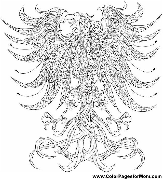 mythical creatures coloring pages - grown up coloring pages mythical creature sketch templates