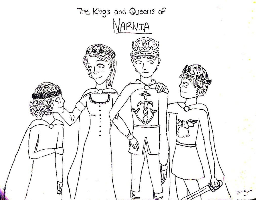 narnia coloring pages - the chronicles of narnia coloring pages