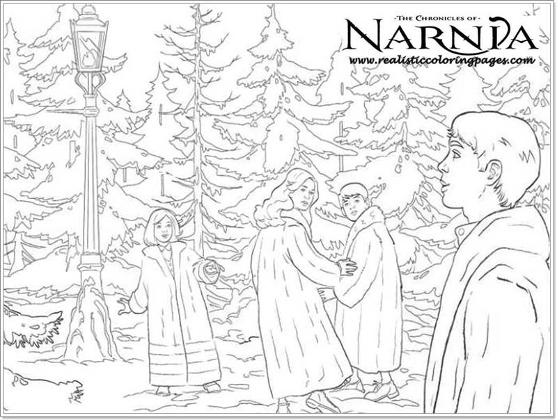 Fancy Chronicles Of Narnia Coloring Pages Photo - Resume Ideas ...