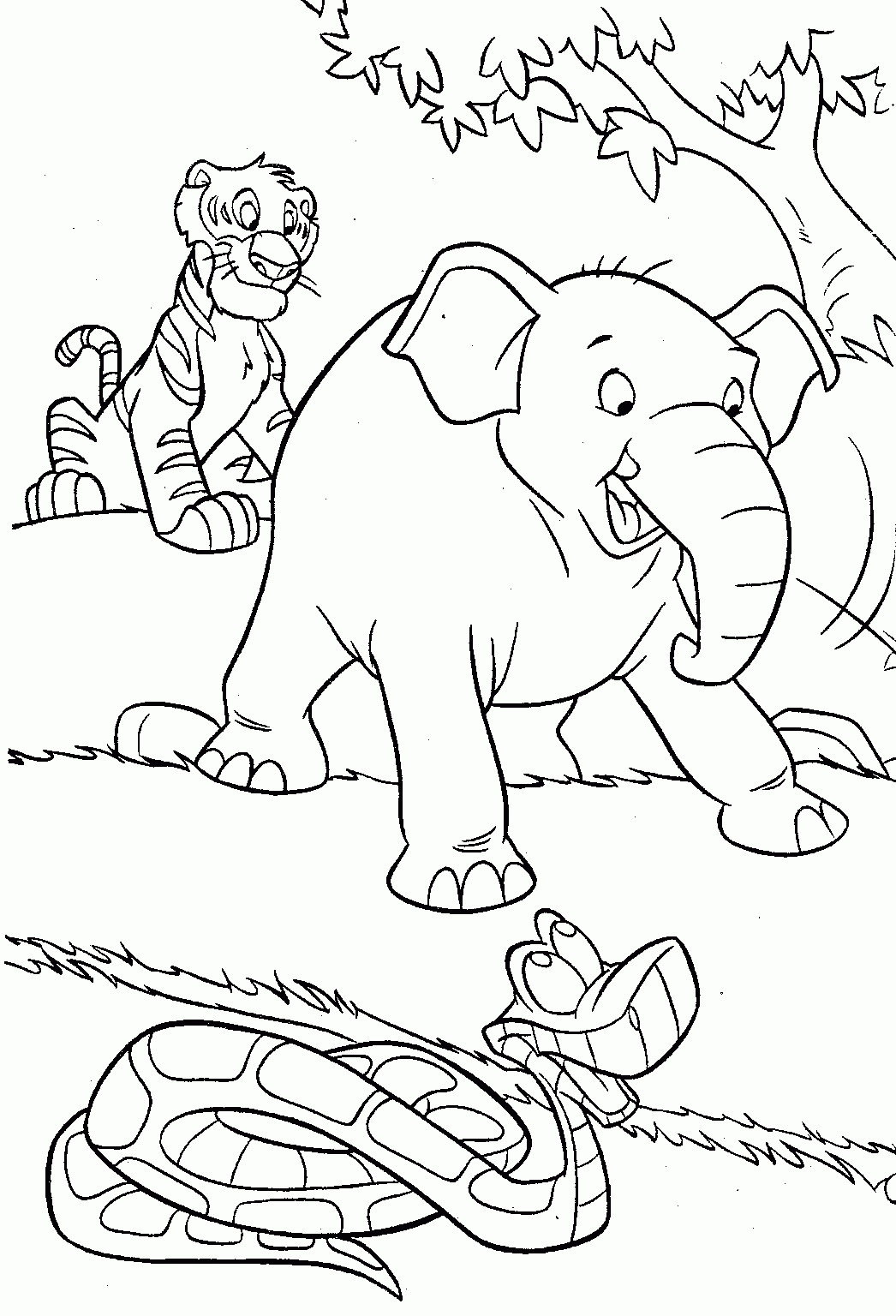 nativity coloring pages - zoo scene coloring pages zoo scene coloring pages printable zoo coloring pages coloring 3