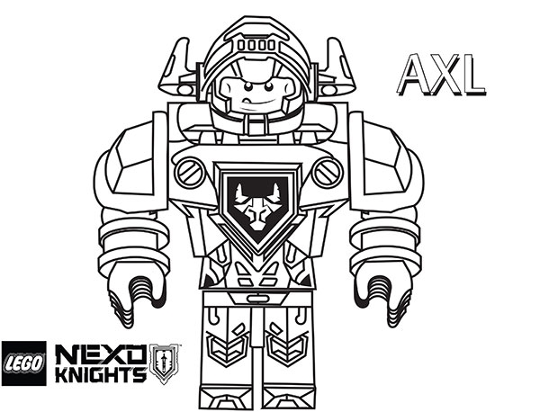 nexo knight coloring pages - 29 new lego nexo knights coloring pages released