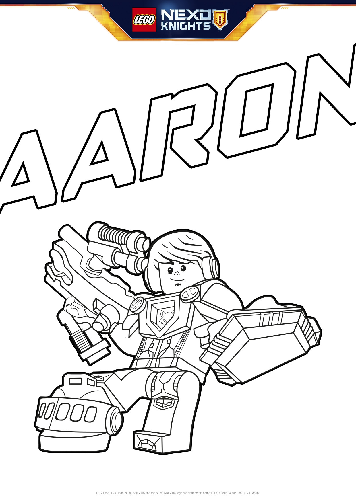 Lego Nexo Knights Ausmalbilder Gratis : 24 Nexo Knight Coloring Pages Images Free Coloring Pages Part 3