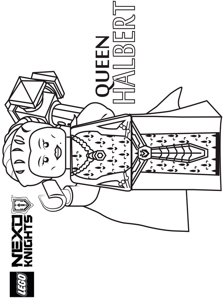 nexo knight coloring pages lego nexo knight coloring pages - Knight Coloring Pages 2