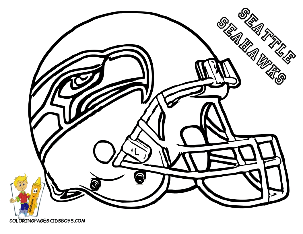 image regarding Football Helmet Template Printable known as 23 Nfl Soccer Coloring Internet pages Printable Cost-free COLORING Web pages
