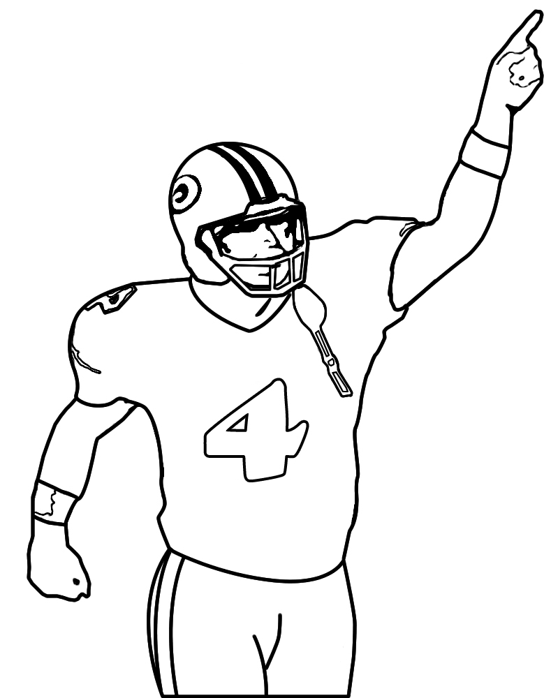 nfl football coloring pages - nfl coloring pages for kids