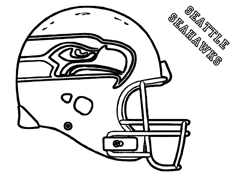 23 Nfl Football Coloring Pages Printable | FREE COLORING PAGES - Part 3