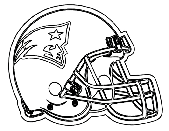nfl football coloring pages - NFL