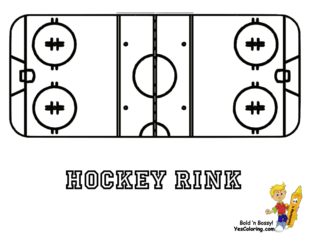 24 Nhl Coloring Pages Compilation | FREE COLORING PAGES