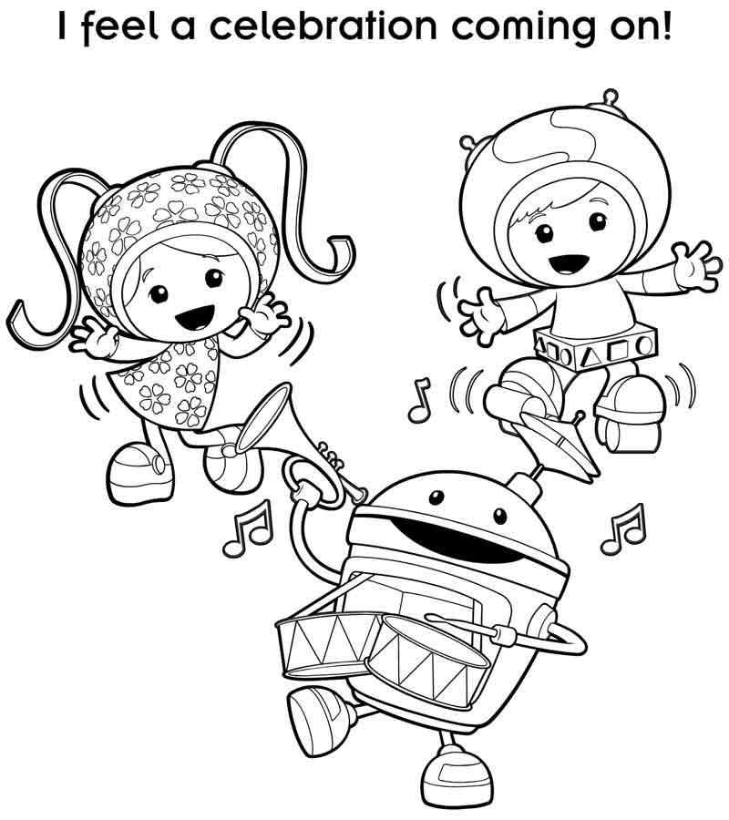 nick jr coloring pages - nick jr coloring pages