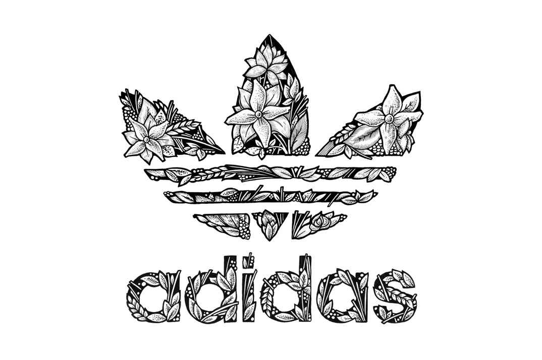 nike coloring pages - adidas originals logo coloring pages sketch templates