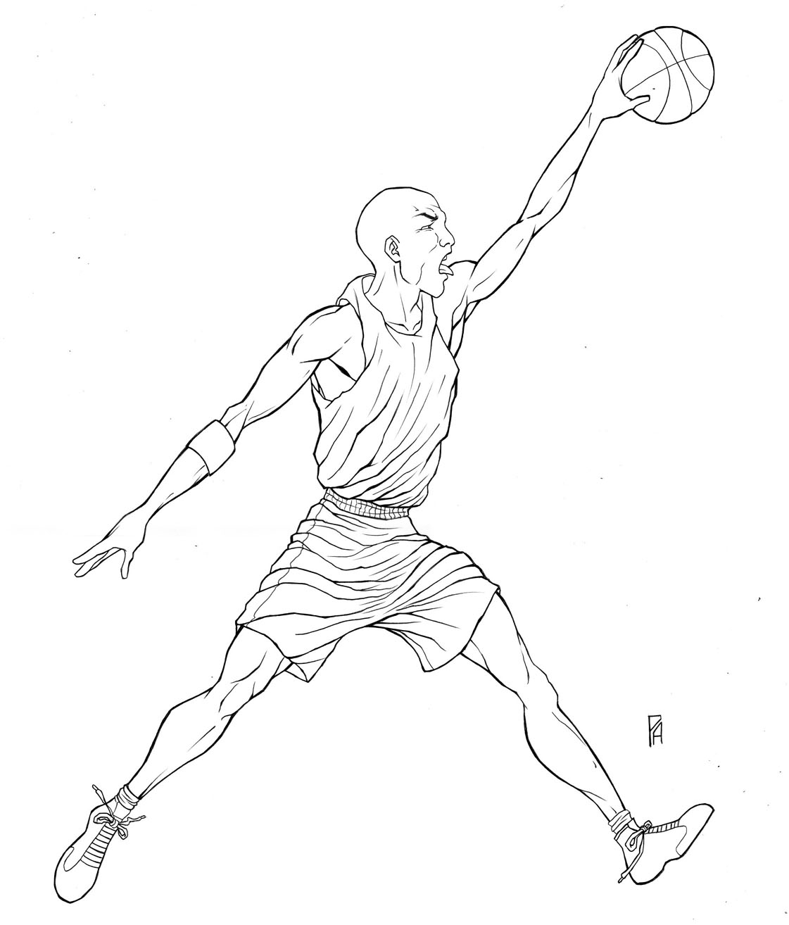 nike shoes coloring pages - inspirational michael jordan coloring pages 67 on free coloring kids with michael jordan coloring pages