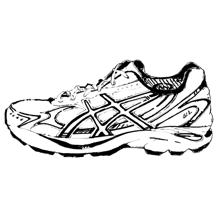 nike shoes coloring pages - clipart yikg8LonT