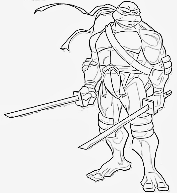 ninja turtles coloring pages - mutant ninja turtles coloring pages