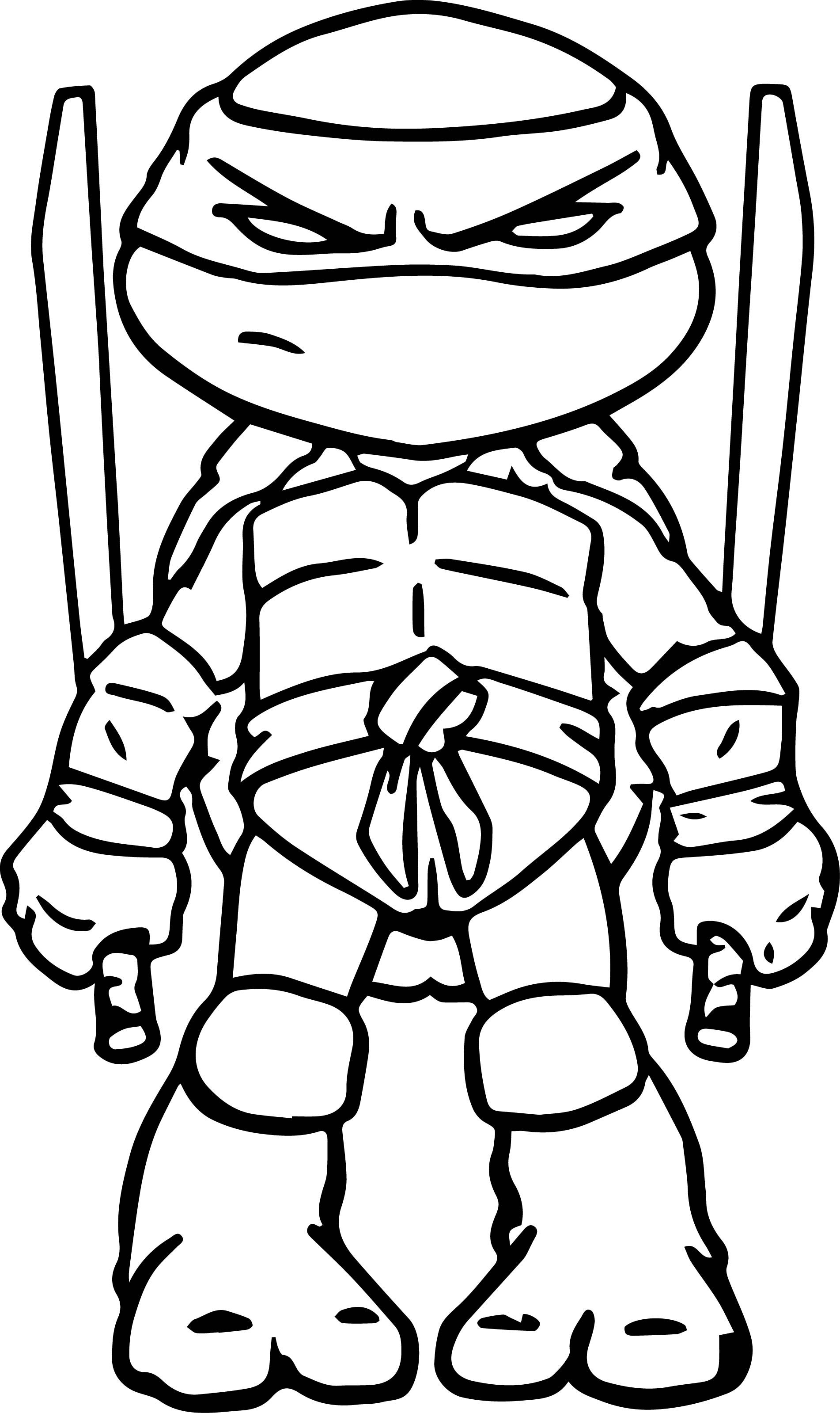 ninja turtles coloring pages -